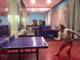 重在参与 增进友谊 ——玻陶所参加国控产业研究总院第一届乒乓球友谊赛侧记