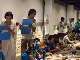 《我是中国好少年》山西赛区陶艺专场在山西省玻陶所成功举行